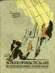 The School of Practical Art Course Catalog (1927-1928) by School of Practical Art