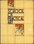 The School of Practical Art Course Catalog (1932-1933) by School of Practical Art