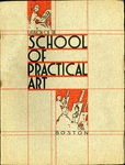 School of Practical Art Course Catalog (1933-1934) by School of Practical Art