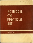 School of Practical Art Course Catalog (1937-1938) by School of Practical Art