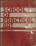 School of Practical Art Course Catalog (1943-1944) by School of Practical Art