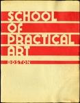 School of Practical Art Course Catalog (1952-1953)
