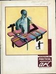 School of Practical Art Course Catalog (1954-1955)