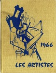 Les Artistes Yearbook, 1966 by School of Practical Art