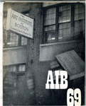 AIB Yearbook, 1969 by Art Institute of Boston