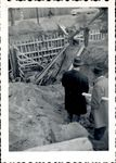 Overseeing White Hall's Construction, 1950s