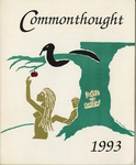 Commonthought, Vol 4, No 1 (Spring 1993) by Commonthought Staff