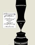 2009 Community of Scholars Day Program