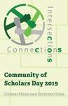 2019 Community of Scholars Day
