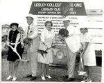 Library Groundbreaking, July 27, 1971 by Unknown