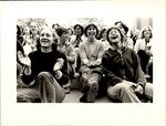 Students in Amphitheater, 1977 by Unknown