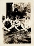 Mary Hutchenson Patton, Alice Ramsdoll Rusell, and Louise Potter