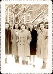 Jan, Frances, Phyllis, Billy, and Eleanor by Eileen Sheehan