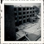 Aerial view of construction of Trentwell Mason White Hall 1