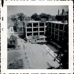Aerial view of construction of Trentwell Mason White Hall 2