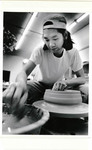 Ceramics Class, circa 1990s