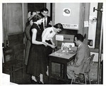 Registration, School of Practical Art, circa 1950s by Lesley University