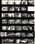 AIB, Contact Sheet, 1984, 1 by Lesley University