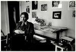Shaun McNiff, Oct 1974 by Bradford F. Herzog