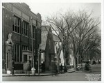 Brattle Hall, March 1921 by Cambridge Historical Commission, City Engineering Department