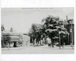 Bence's Pharmacy the corner of Massachusetts Avenue and Everett Street' by Cambridge Historical Commission