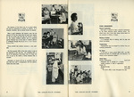 Page 8 and 9 of the Lesley-Ellis School Course Catalog from the mid-1960s by Lesley College