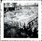Construction of Trentwell Mason White Hall foundation 4