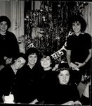 Student Christmas Party, December 1959