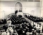 Commencement Speech, ca.1940s - 50s