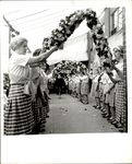May Day Flower Procession, May Day ca. early 1960s