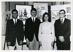 Group of Students at Awards Ceremony, ca. 1960s by Art Institute of Boston