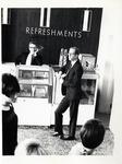 William Willis Jr. During AIB Freshman Orientation, ca. 1967 by Art Institute of Boston