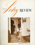 Lesley Review (Fall 1962) by Lesley College