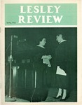 Lesley Review (Spring 1963) by Lesley College