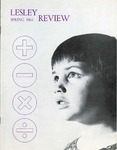 Lesley Review (Spring 1964) by Lesley College