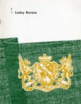 Lesley Review (Fall 1965) by Lesley College