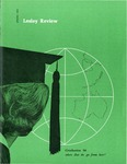 Lesley Review (Spring 1966) by Lesley College