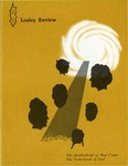 Lesley Review (Fall 1966) by Lesley College