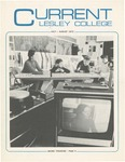 Lesley College Current (July-August, 1972)