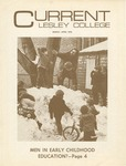 Lesley College Current (March-April, 1972) by Lesley College