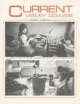 Lesley College Current (September-October,1972)