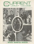 Lesley College Current (December 73'- January 74') by Lesley College