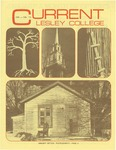 Lesley College Current (January-February,1973)