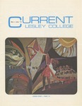 Lesley College Current (May-June,1973) by Lesley College