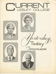 Lesley College Current (Fall,1974) by Lesley College