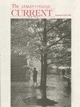 Lesley College Current (Summer-Fall,1984)