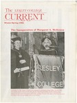 Lesley College Current (Winter-Spring,1986) by Lesley College