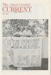 Lesley College Current (Fall,1981) by Lesley College