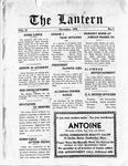 The Lantern (November 1938)