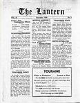 The Lantern (December 1938)